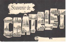 Châtelet - CPA - Souvenir De Châtelet - Châtelet