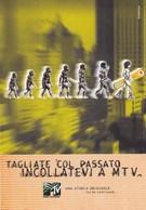PROMOCARD N°  695  MTV - Publicité