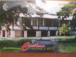 Télécarte Dominique - Dominica