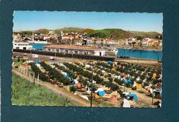 PORT-VENDRES - Le Camping Et Le Port - Port Vendres