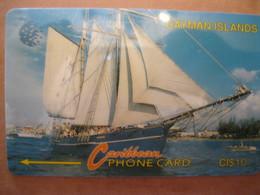 Télécarte Cayman - Cayman Islands