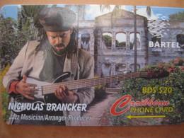 Télécarte Barbade - Barbades