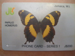 Télécarte Jamaique - Jamaica