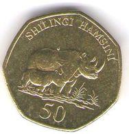 Tanzania 50 Shilingi Hamsini 2015 - Tanzania