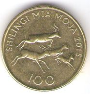 Tanzania 100 Shilingi Mia Moja 2015 - Tanzania