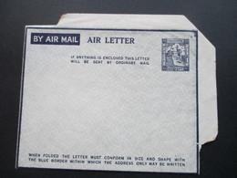 Palestine / Palästina Air Letter / Luftpost Faltbrief. Ungebraucht - Palestina