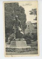 BELGIQUE - HAINAUT - SOIGNIES - Monument Du Travail - Soignies
