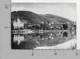 CARTOLINA VG BELGIO - GODINNE S/ Meuse - La Meuse - 10 X 15 - ANN. 1961 - Gedinne