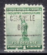 USA Precancel Vorausentwertung Preo, Locals Ohio, Cedarville 723 - Vereinigte Staaten