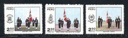 PERU,1970,Military,Marine,Soldiers,773/5 Mint - Peru