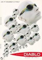 PROMOCARD N°  602  DIABLO - Publicité