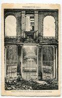 CPA  PARIS 1870 -71 Ruine Chateau De Saint Cloud Incendié Par Les Prussiens - France