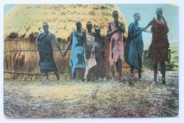 Sudanese Hut, Sudan, 1912 - Sudan