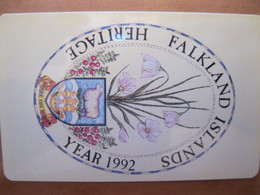 Télécarte Des Falkand - Falkland Islands