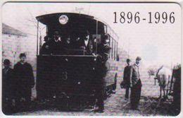 Czech C133. Historical Tram; Chip 1B.1 - Tchéquie