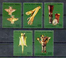 PERU,1973,Antique Cultur,899/03 Mint - Peru