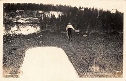 Norvège - Fra Holmenkolbakken  - Ski Sport - Norvège