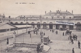 LE MANS - Sarthe - La Gare - CPA - - Le Mans