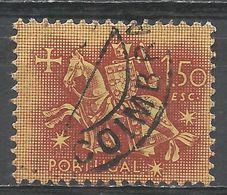 Portugal 1953. Scott #768 (U) Equestrian Seal Of King Diniz - 1910-... République