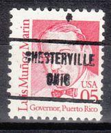 USA Precancel Vorausentwertung Preo, Locals Ohio, Chesterville 719 - Vereinigte Staaten