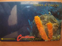 Télécarte Turck Et Caicos - Turks And Caicos Islands