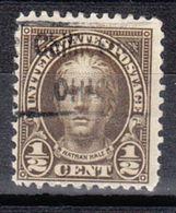 USA Precancel Vorausentwertung Preo, Locals Ohio, Chillicothe 653-458 - Vereinigte Staaten