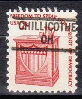 USA Precancel Vorausentwertung Preo, Locals Ohio, Chillicothe 841 - Vereinigte Staaten