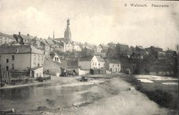 Walcourt - Panorama (animée Attelage 1911 Edit. Laflotte) - Walcourt