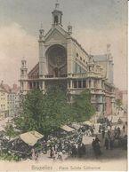 Bruxelles Place Sainte Catherine - Monumenti, Edifici