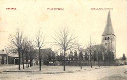 Warsage - Place De L'Eglise (Edit. A. Gilis-Geurden, 1909) - Dalhem