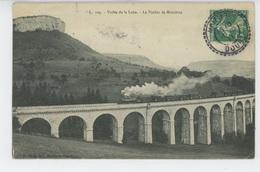 Vallée De La Loue - Viaduc De MAIZIERES (passage Train ) - France