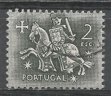 Portugal 1953. Scott #769 (U) Equestrian Seal Of King Diniz - 1910-... République