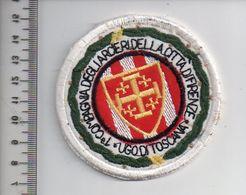 REF 10 : Écusson Patch Thème TIR A L'ARC Archerie Archer FIRENZE Italie - Tir à L'Arc