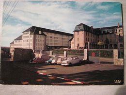 Rodez Lycée Monteil Vierge - Rodez