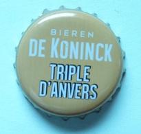 Bière De Koninck Triple D'Anvers  (parfait état - Pas De Trace De Décapsuleur) Beer - Cerveza - Birra - Cerveza