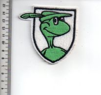 REF 10 : Écusson Patch Thème TIR A L'ARC Archerie Archer Arc Club Tortue - Tir à L'Arc