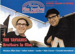 SPECTACLE  CINEMA  FILM FESTIVAL ITALIEN 2000 EDIMBURG  EDIMBURGO  THE TAVIANIS  EDIT. BOOMERANG MEDIA UK - Other
