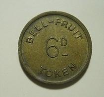 Token * Bell-Fruit - Zonder Classificatie