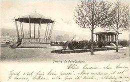SERAING - Le Parc Cockerill - Kiosque - Carte Précurseur. - Seraing