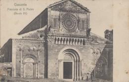 Italie - Tuscania - Facciata Di San Pietro - Viterbo