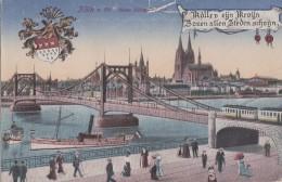 Allemagne - Koeln Köln - 1943 - Koeln