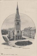 Allemagne - Koeln Köln - Christuskirche - Postmarked 1905 - Koeln