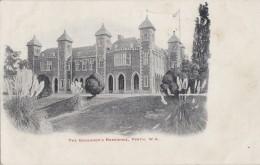 Australia - Perth - W.A. - The Governor's Residence - Perth