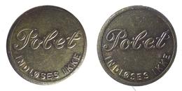 00935 GETTONE TOKEN JETON FICHA DENMARK AMUSEMENT GAMING SLOT MACHINE POLET INDLOSES IKKE - Tokens & Medals