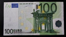 EURO . 100 Euro 2002 Duisenberg E001 U France - 100 Euro