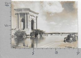 CARTOLINA VG FRANCIA - MONTPELLIER - Promenade Du Peyrou - Le Chateau D'eau - 10 X 15 - ANN. 1959 - Montpellier