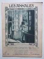LES ANNALES Revue N°2192 / PUB  / Le Centenaire De La Photographie (voir Sommaire) 28/06/1925 - Autres