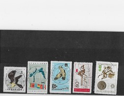 Bulgarie Lot 1961 - Used Stamps