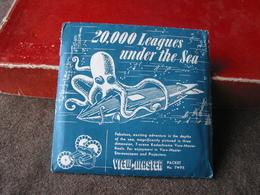 View-Master - 20000 Leagues Under The Sea ( Complet Avec Le Texte ) ( 20000lieux Sous Les Mers ) - Diapositive