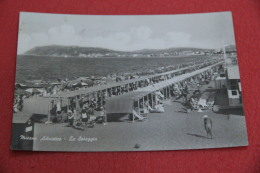 Misano Adriatico Rimini La Spiaggia 1966 - Rimini
